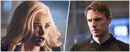 Flash – saison 2 : un flirt entre Jay et Caitlin dans une scène coupée