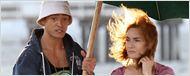 Justin Timberlake et Kate Winslet sur le tournage du prochain Woody Allen