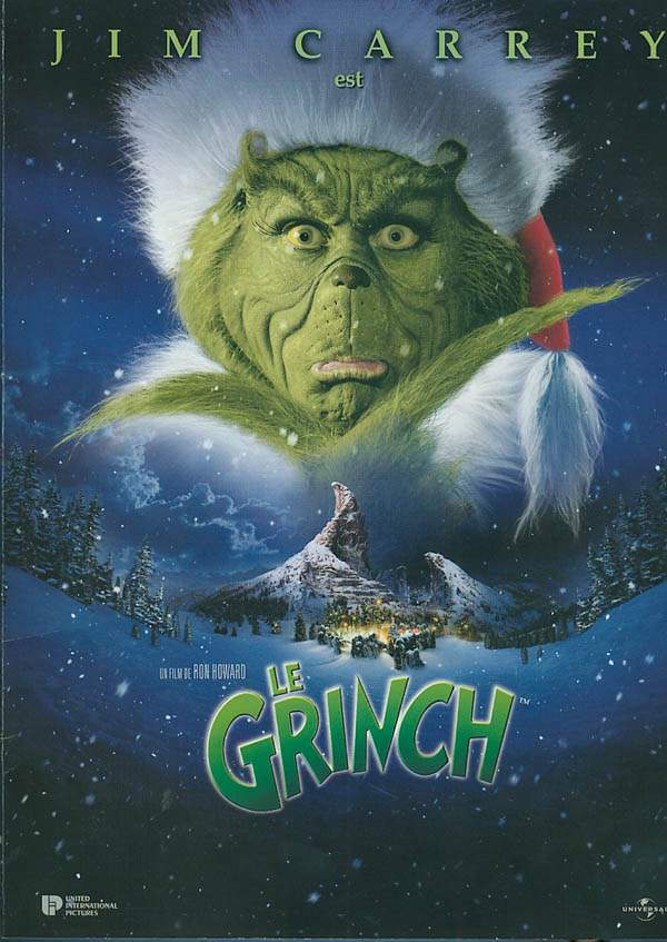 LE GRINCH en streaming uptobox