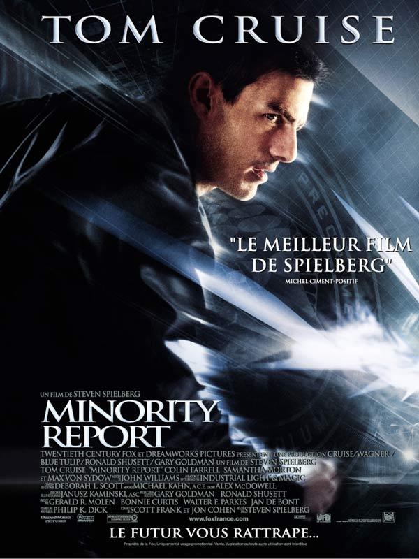 Minority Report en streaming