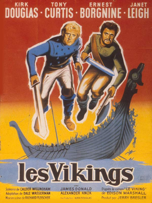 Les Vikings (1958)