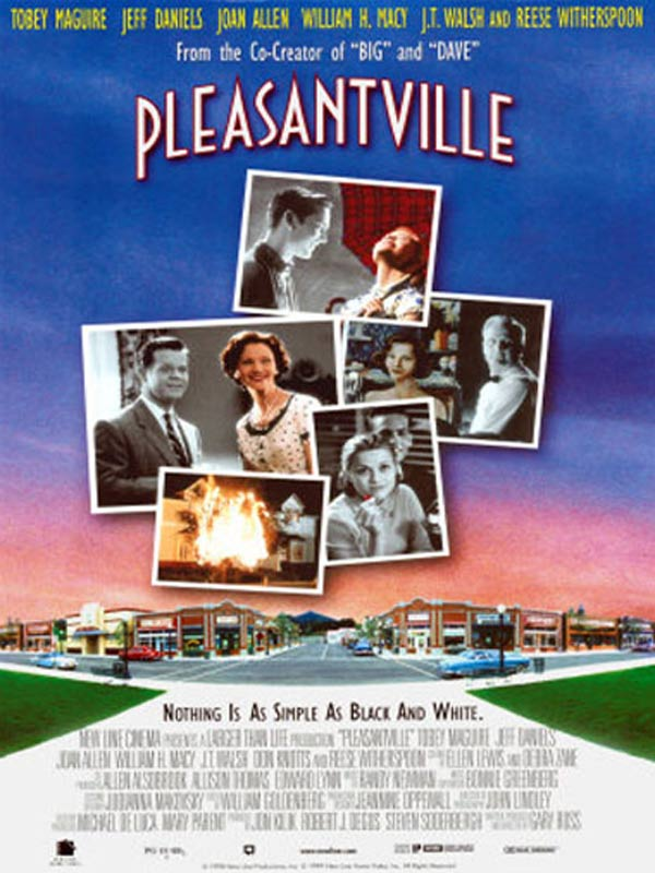 Pleasantville en Streaming