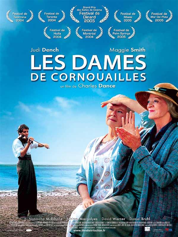 Les Dames de Cornouailles  affiche