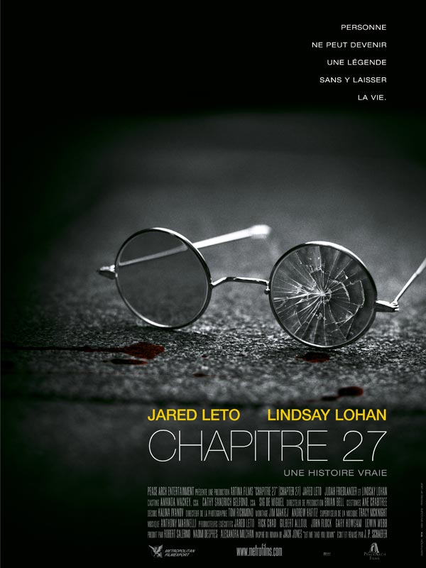 Chapitre 27 FRENCH Movie Poster