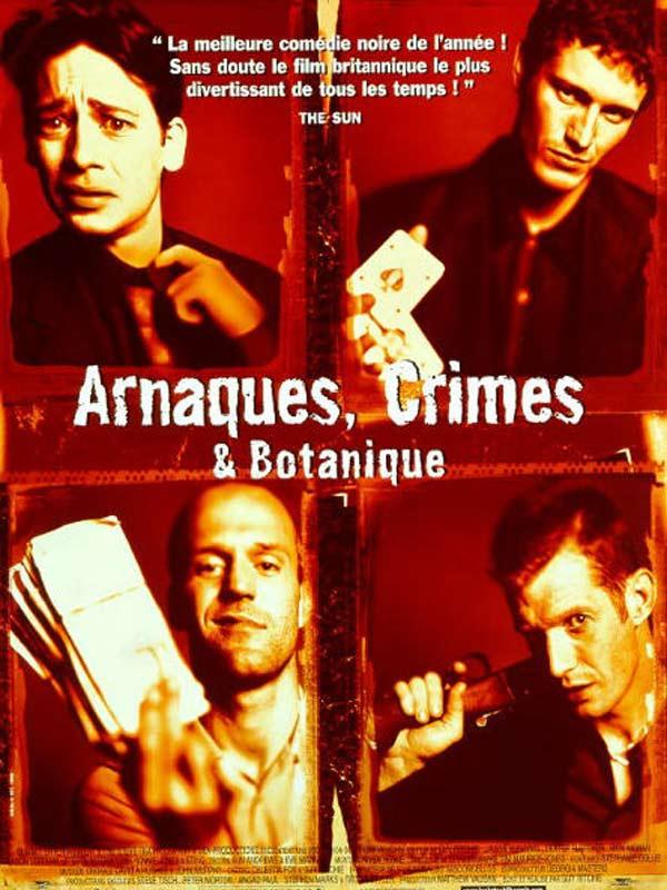 Download Arnaques, Crimes Et Botanique French Poster