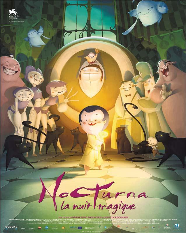 Download Nocturna, la nuit magique Poster