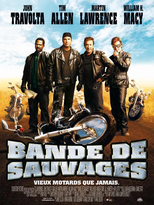 Bande de Sauvages