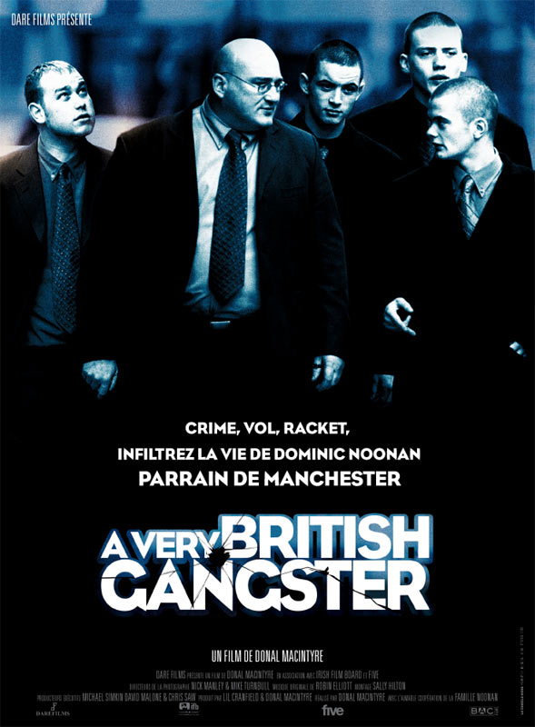 Download A Very British Gangster FRENCH Poster