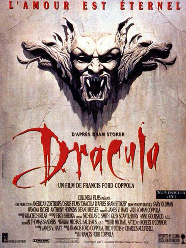 Download Dracula FRENCH Poster