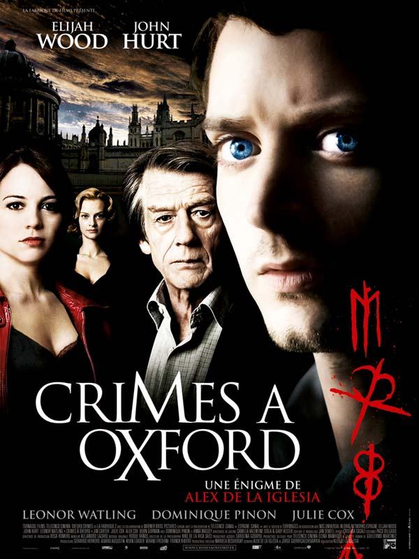Download Crimes à Oxford Poster
