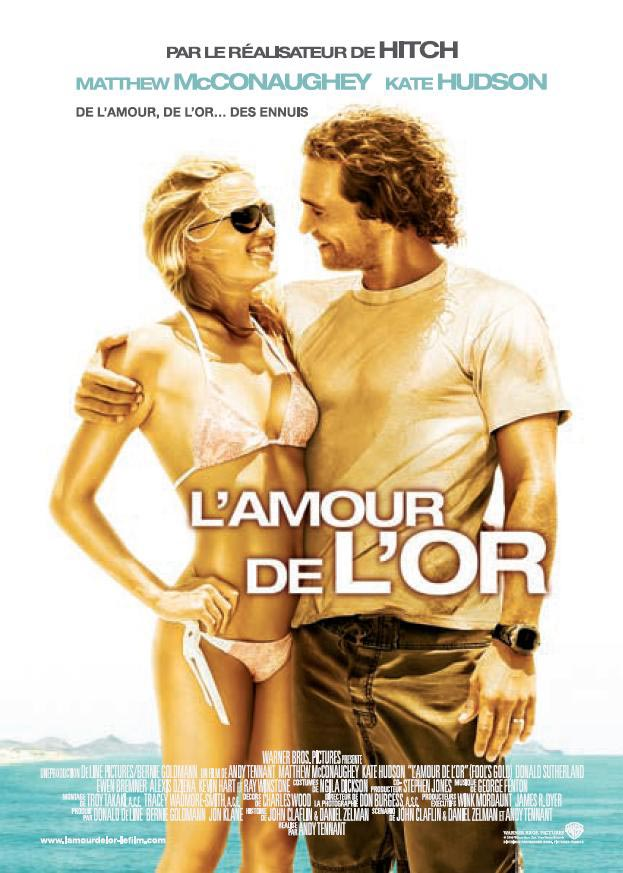 L'AMOUR DE L'OR en streaming uptobox
