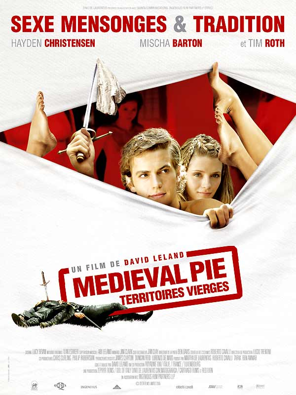 Download Medieval Pie : Territoires Vierges Poster