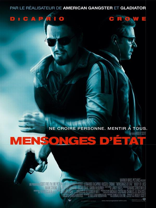 Download Mensonges d'Etat FRENCH Poster