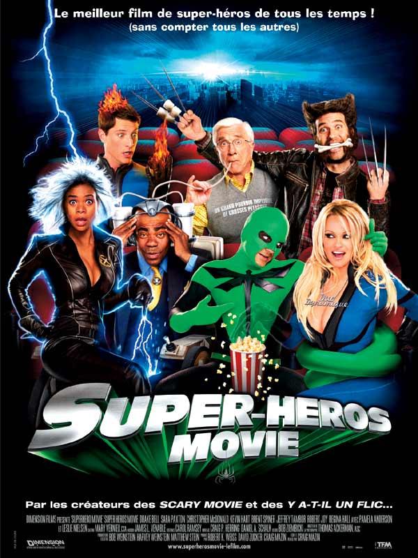 Download Super Héros Movie FRENCH Poster
