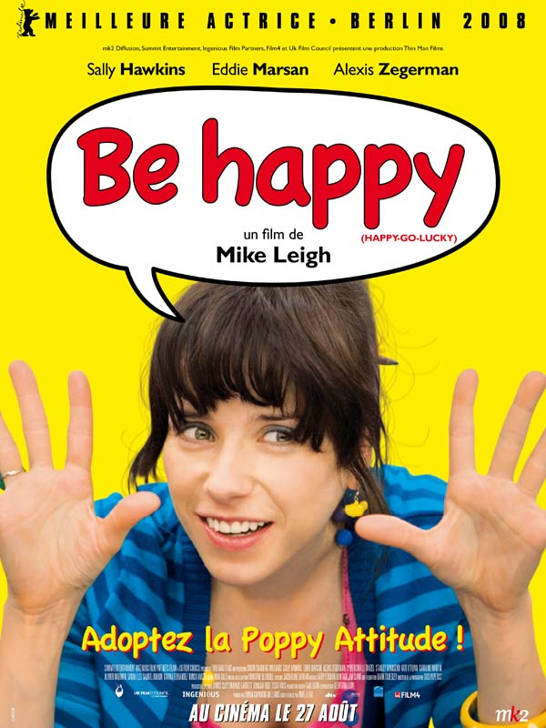Download Be Happy FRENCH Poster