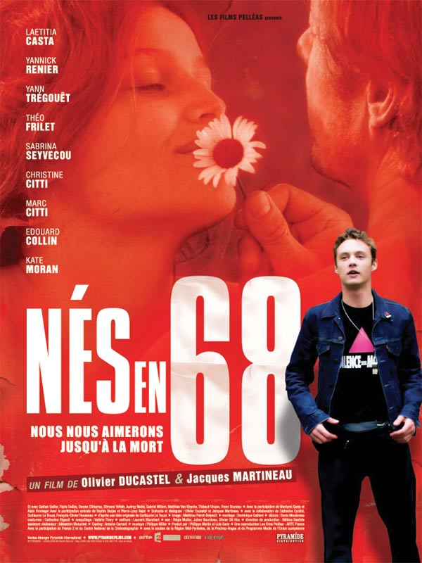 Download Nés en 68 FRENCH Poster