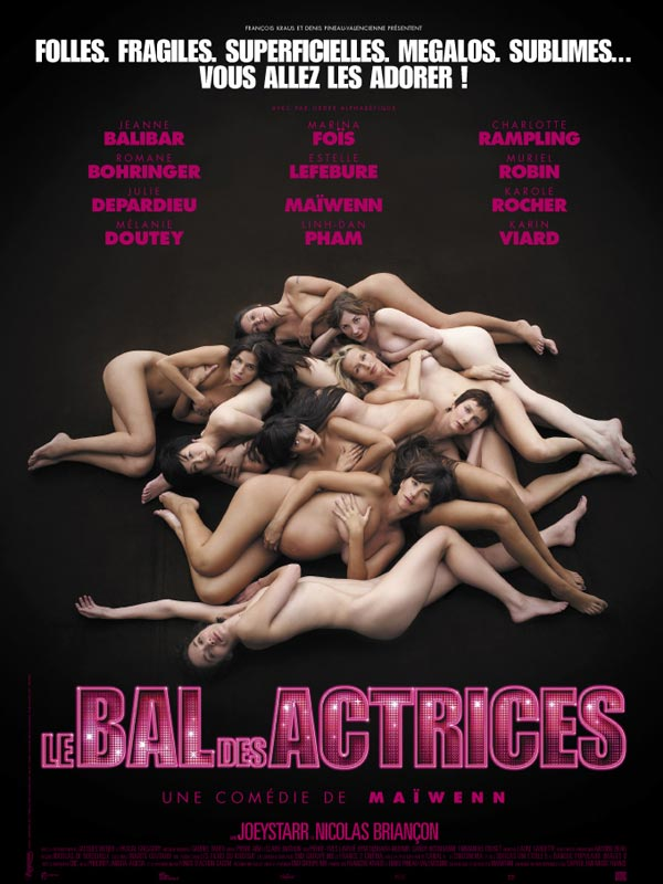 Le Bal des actrices FRENCH DVDRIP 2009
