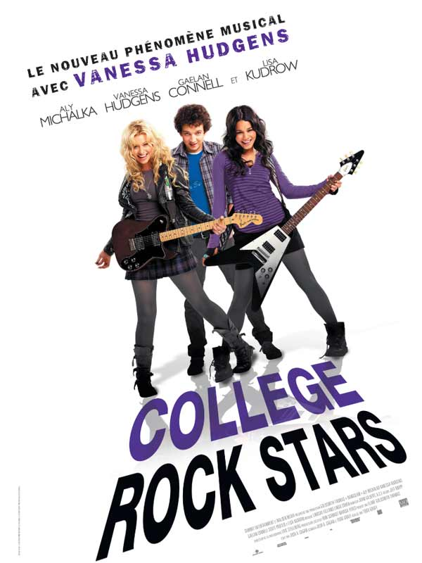 Download College Rock Stars FRENCH Poster