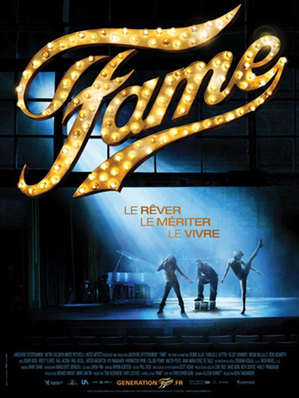 Download Fame FRENCH Poster