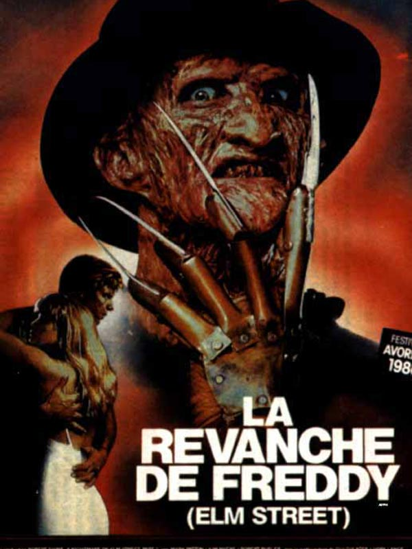 Freddy - Chapitre 2 : la revanche de Freddy en streaming