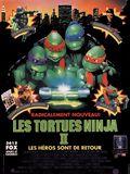 Les Tortues Ninja 2 TRUEFRENCH BRRIP 1991