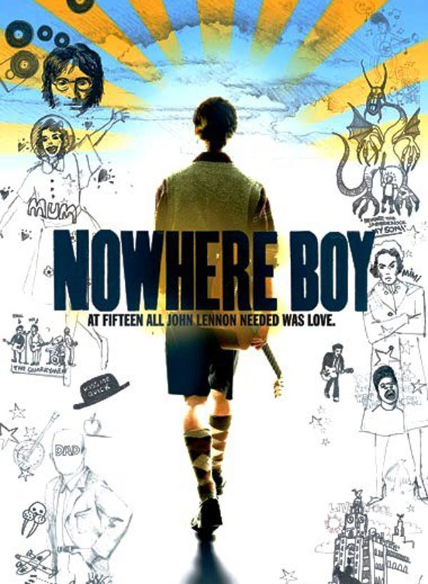 Nowhere Boy en Streaming