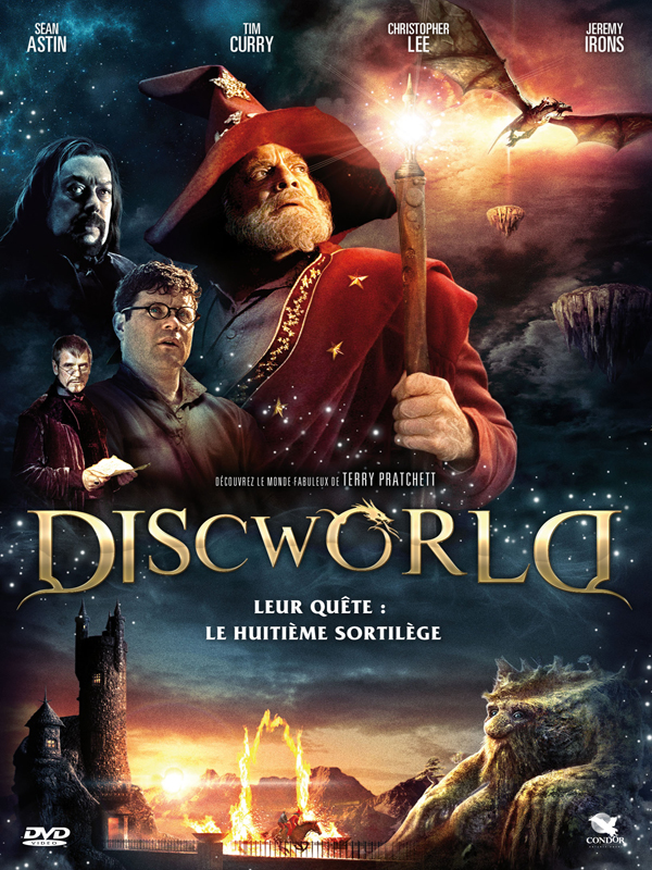 Discworld affiche