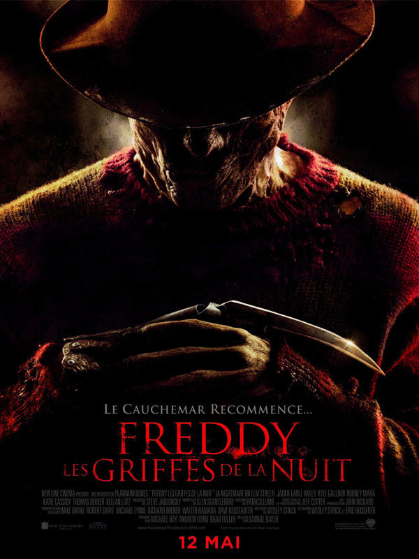 Freddy - Les Griffes de la nuit en streaming