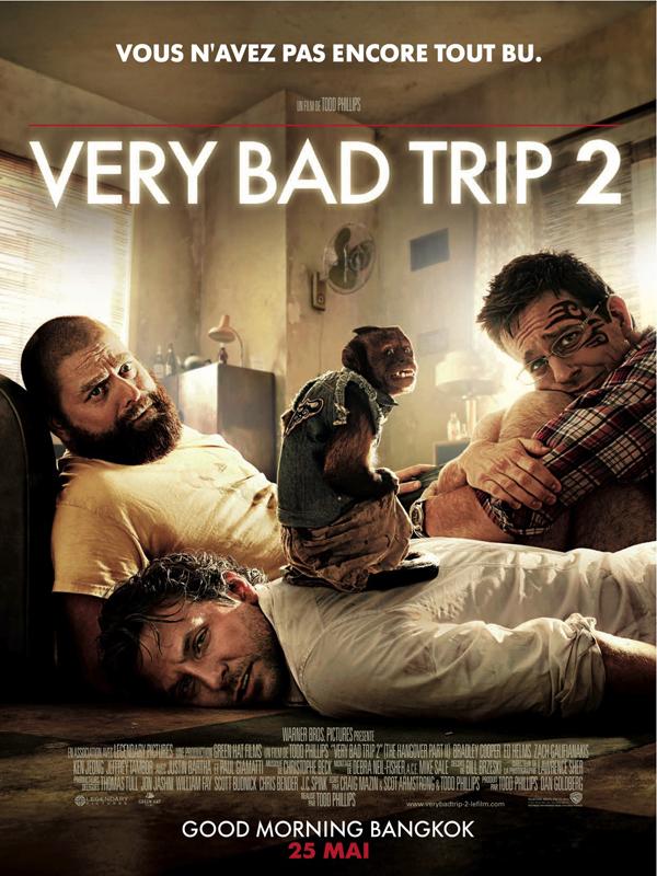 VERY BAD TRIP 2 en streaming uptobox