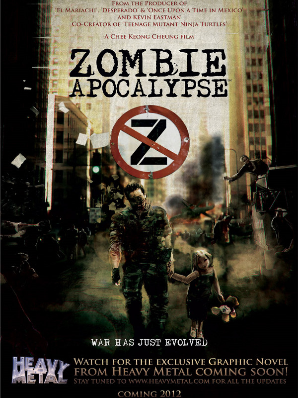 ZOMBIE APOCALYPSE en streaming uptobox