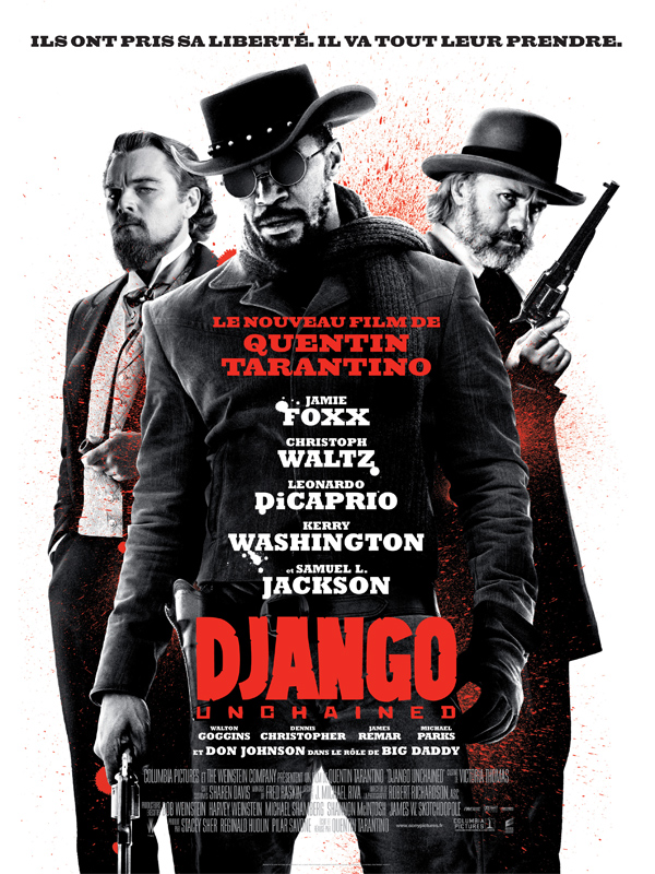 Django Unchained en streaming uptobox
