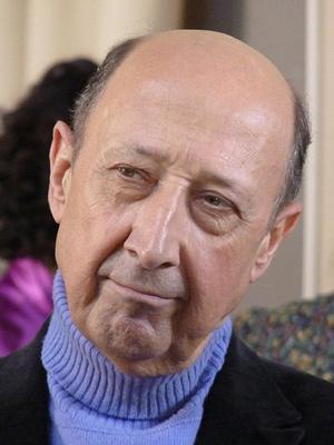 André Penvern en 2012