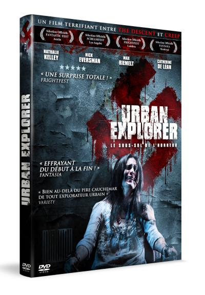 Urban Explorer TRUEFRENCH DVDRIP 2014
