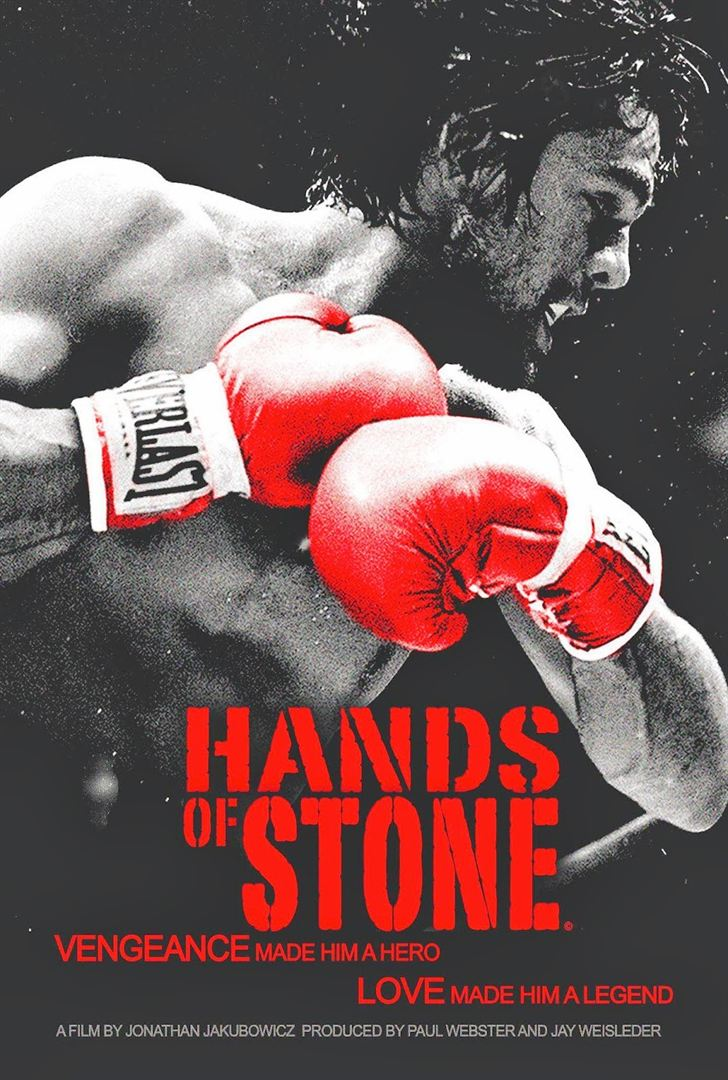 Hands Of Stone en streaming uptobox