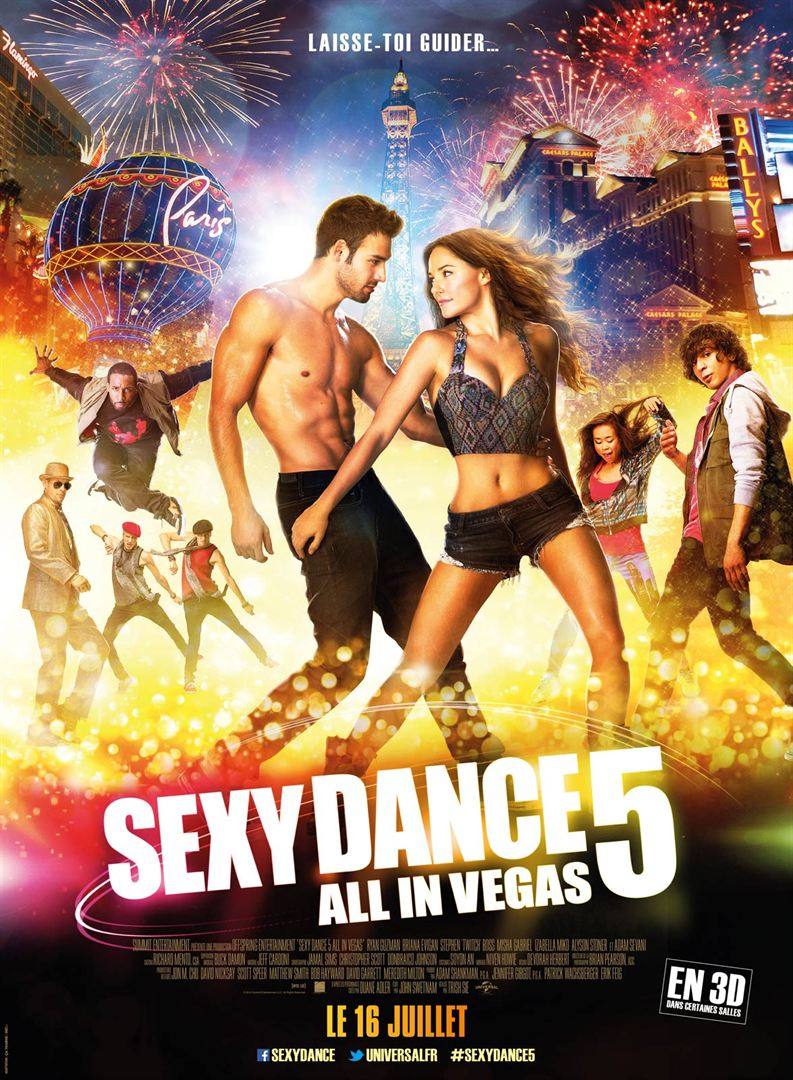 SEXY DANCE 5 en streaming uptobox