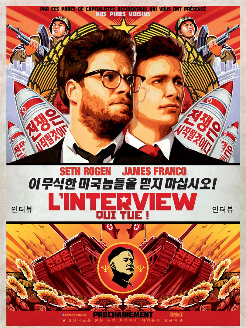 L' Interview qui tue ! FRENCH DVDRIP 2014