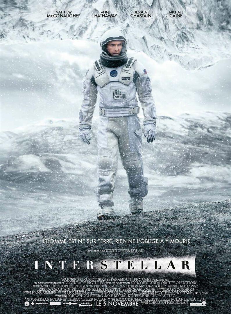 Interstellar en streaming