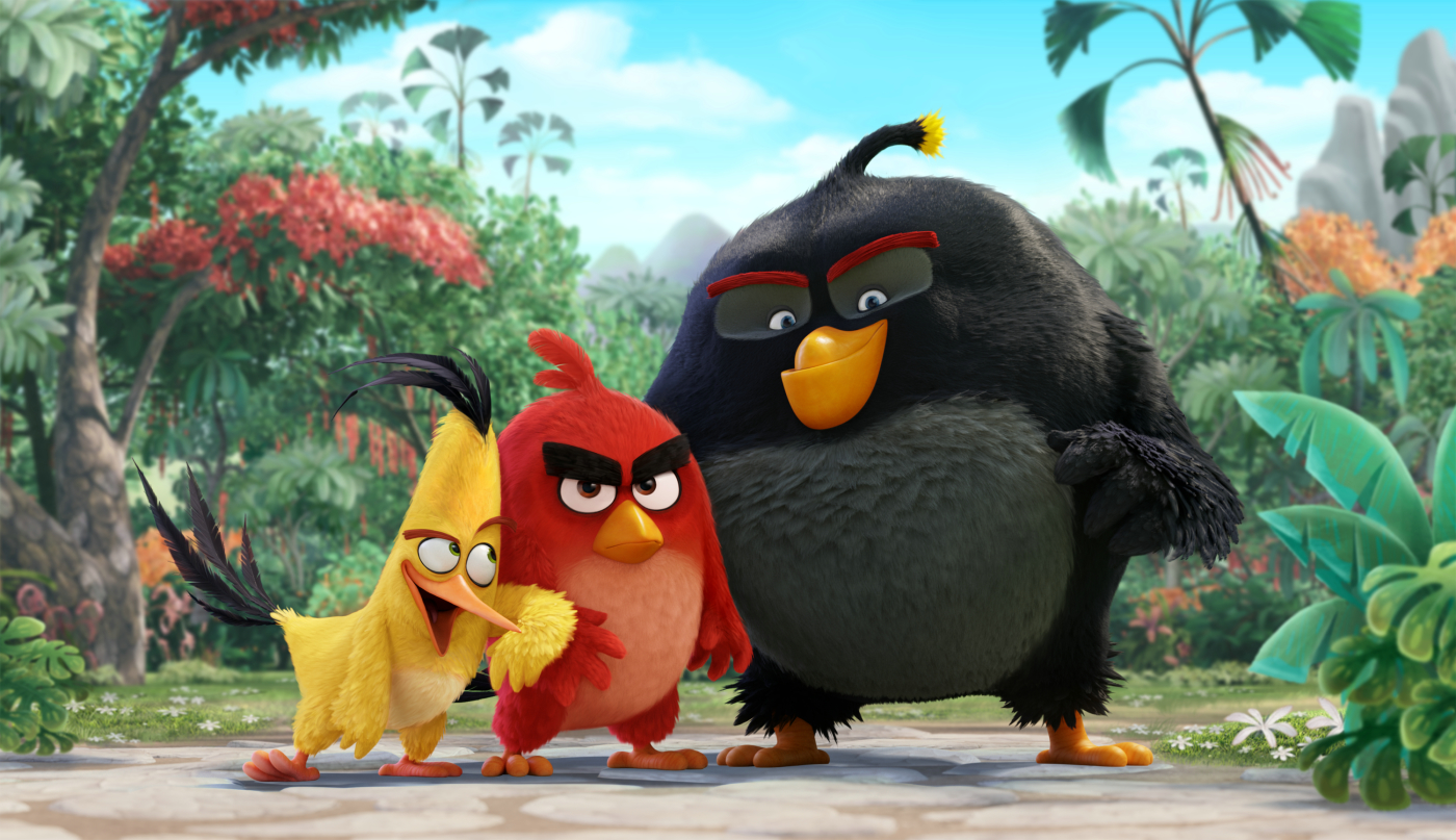 screen Angry Birds Le Film