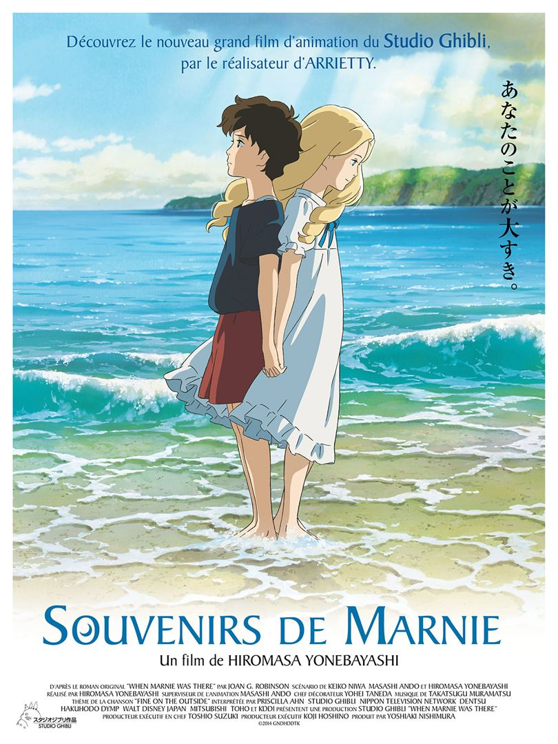 Souvenirs de Marnie en streaming