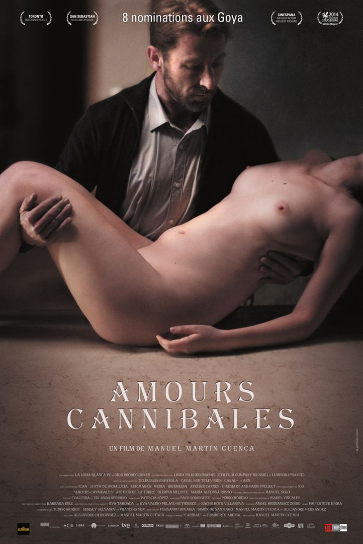 Amours Cannibales en streaming