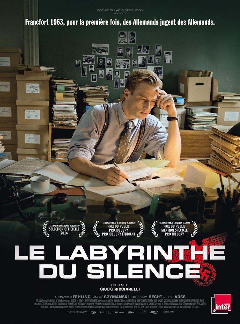 LE LABYRINTHE DU SILENCE EN STREAMING
