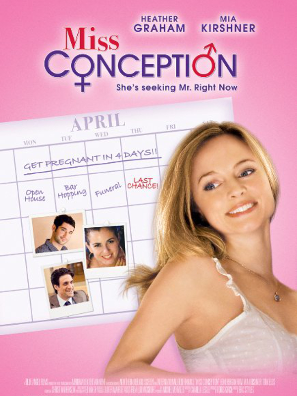 Download Miss Conception FRENCH Poster
