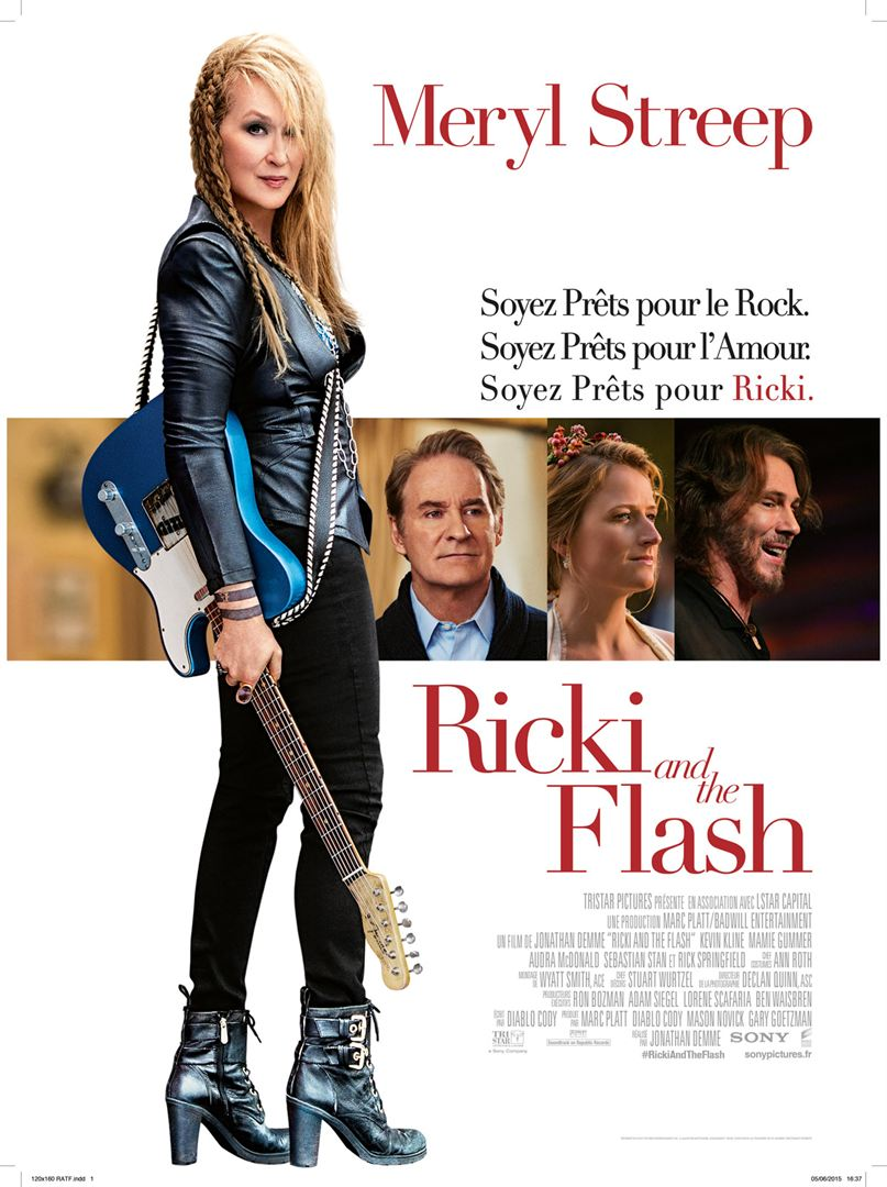 Ricki and the Flash en streaming uptobox