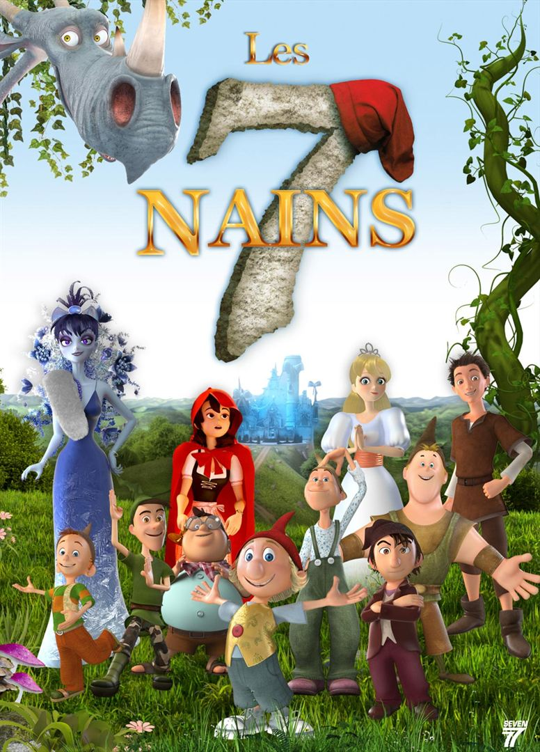 Les Sept nains en streaming
