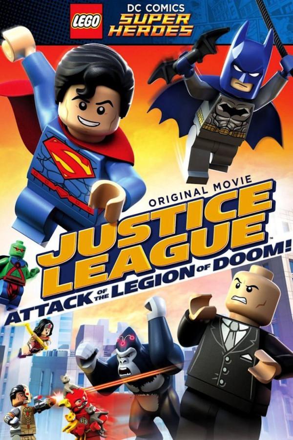 LEGO DC COMICS SUPER HEROES: JUSTICE LEAGUE ATTACK OF THE LEGION OF DOOM