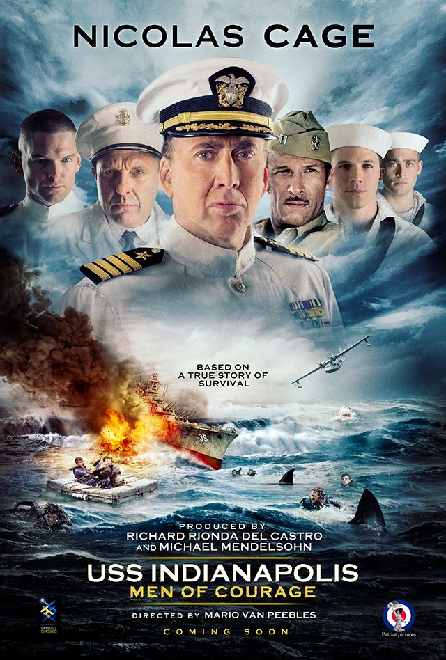 USS Indianapolis : Men of Courage FRENCH 720p BluRay 2017