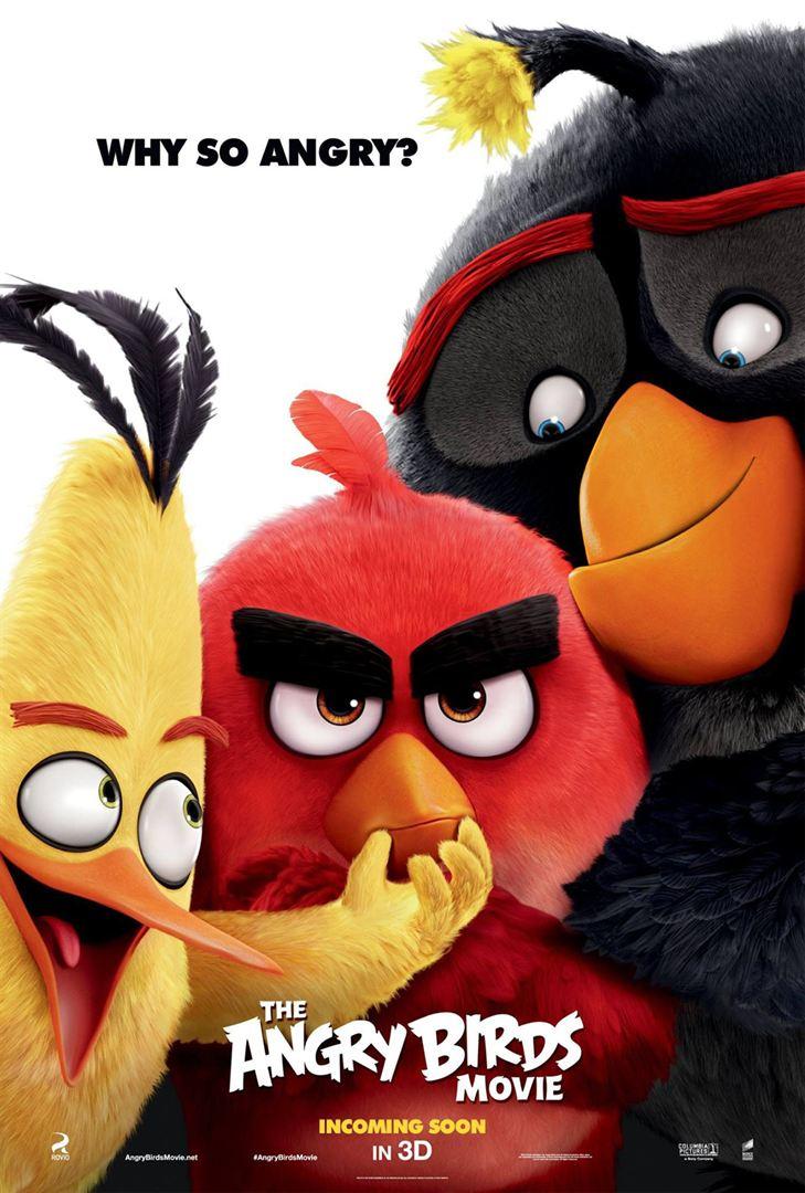 Angry Birds – Le Film en streaming