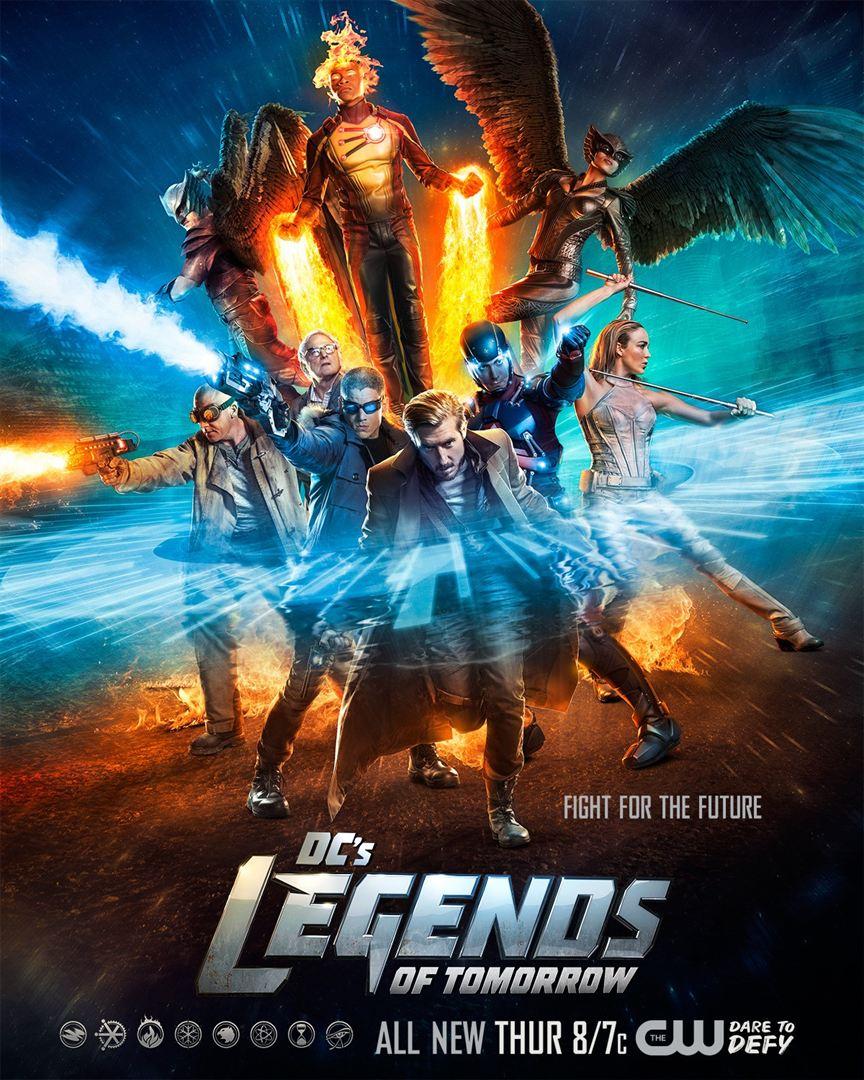 [Séries TV] DC's Legends of Tomorrow, Saisons 1 à 5 002416