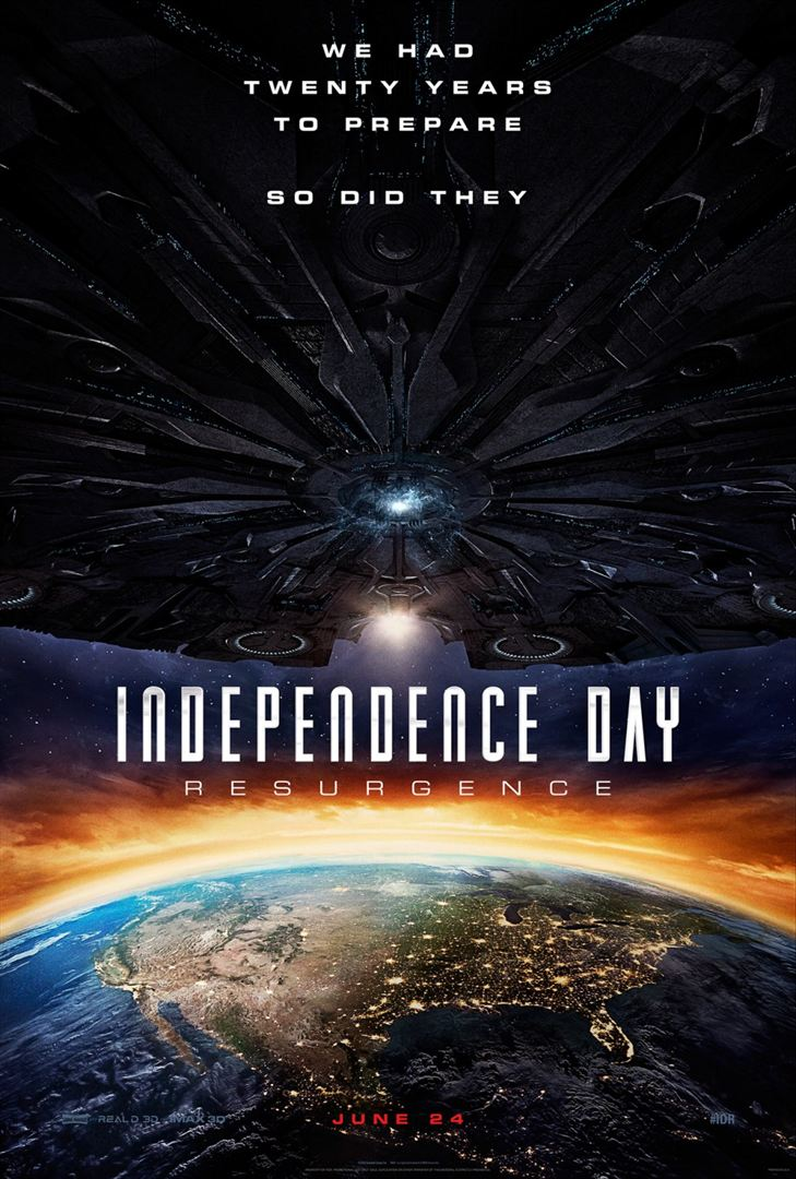 Independence Day : Resurgence Vostfr