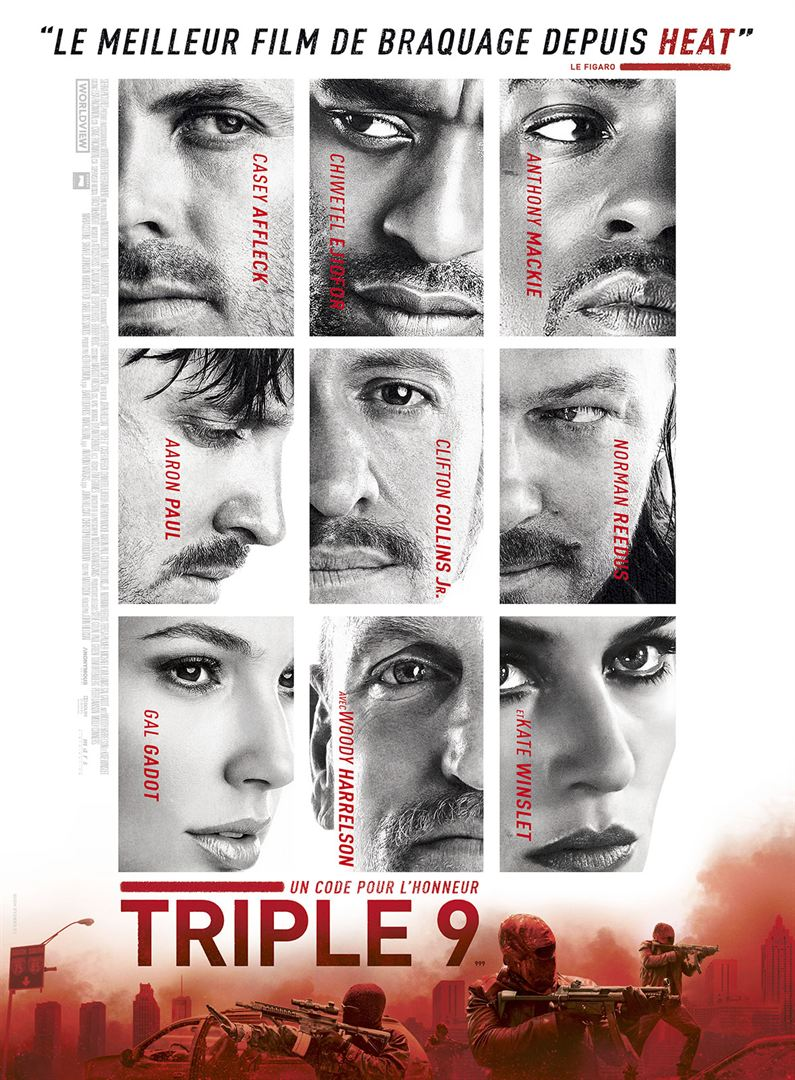 Triple 9 FRENCH DVDRiP 2016